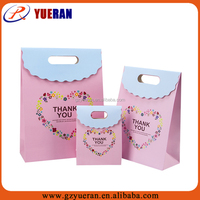 Cheap Custom Small Gift Paper Bag With handle