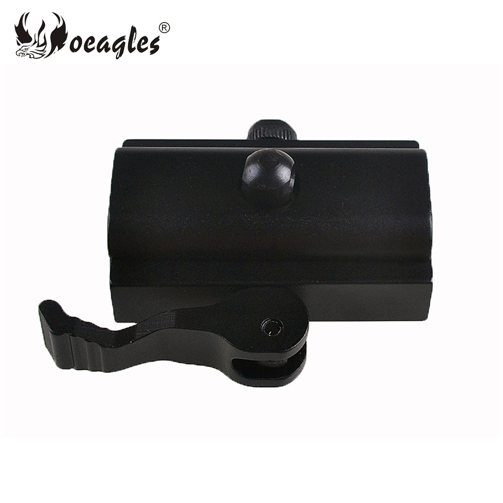 11mm to 20mm Picatinn Rail Heavy duty Mount Swivel Adaptor Gun Sling Buckle Type Picatinny Rails Weaver Accessories