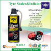quick fix flat tire sealant inflator manufacturer