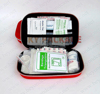 China factory High quality Wholesale professional manufacture First Aid Kit