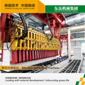 gas steam boiler autoclaved aerated light weight concrete production line price china