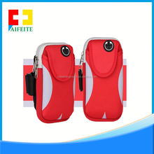 Latest products sport armband pouch running arm bands arm bag for smart mobile phone
