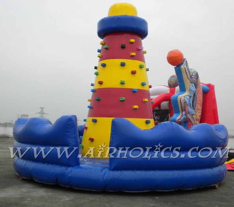Rock Climbing Inflatable A6016