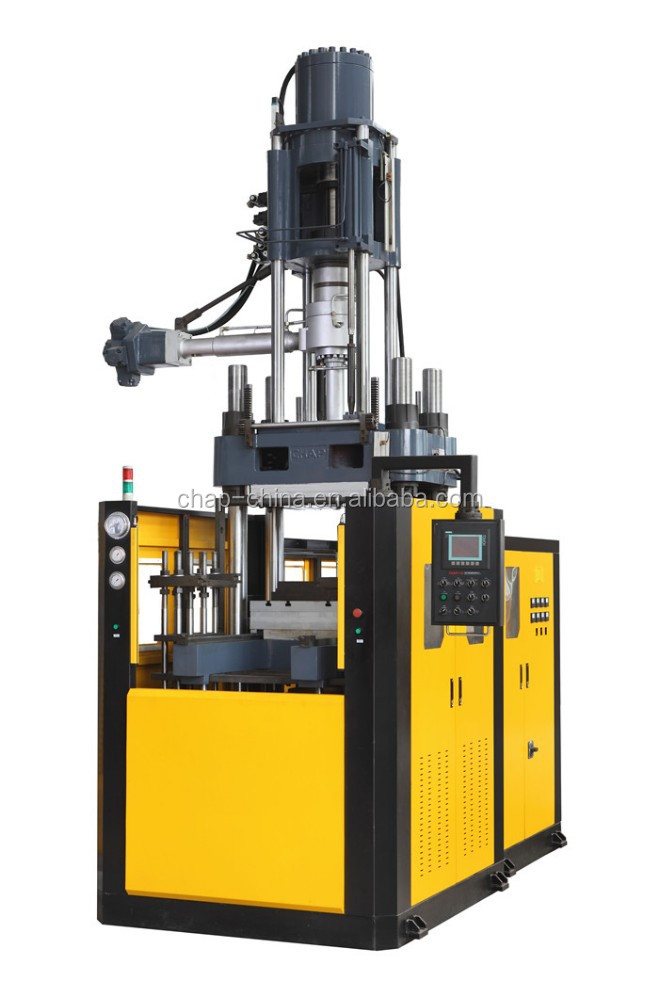 Vertical rubber injection molding machine for 400ton