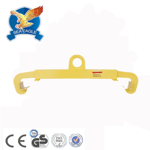 vertical oil drum lifting clamps