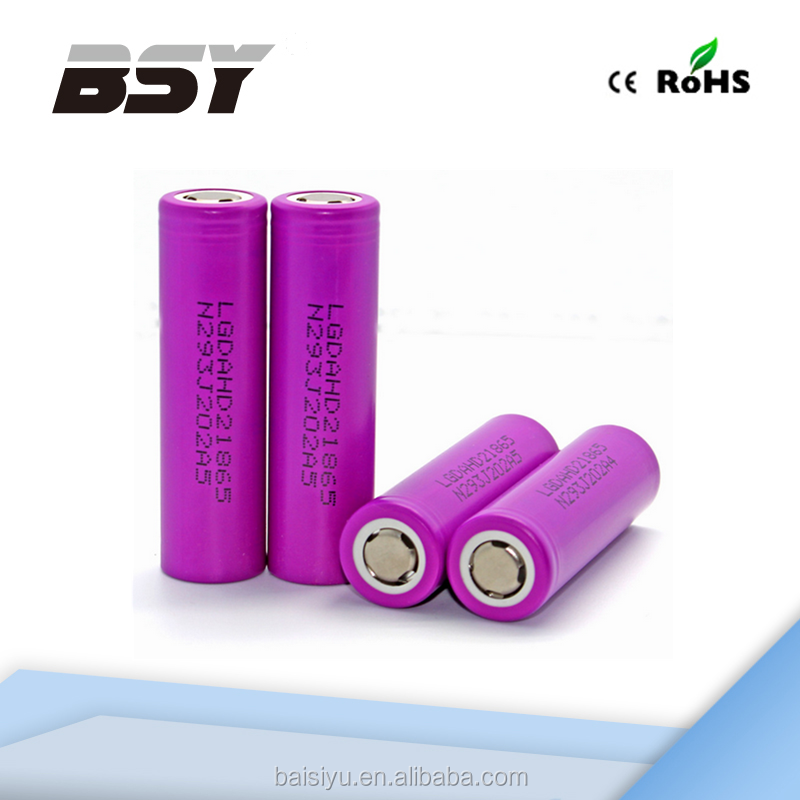 high discharge rate lipo battery lg hd2 lithium polymer battery 3.7v 2000mah
