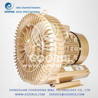 CE, CCC, UL approve electrical blower for Electronics/Semiconductor processing/Dental vacuum/drying/sewage treatment,biogas, etc