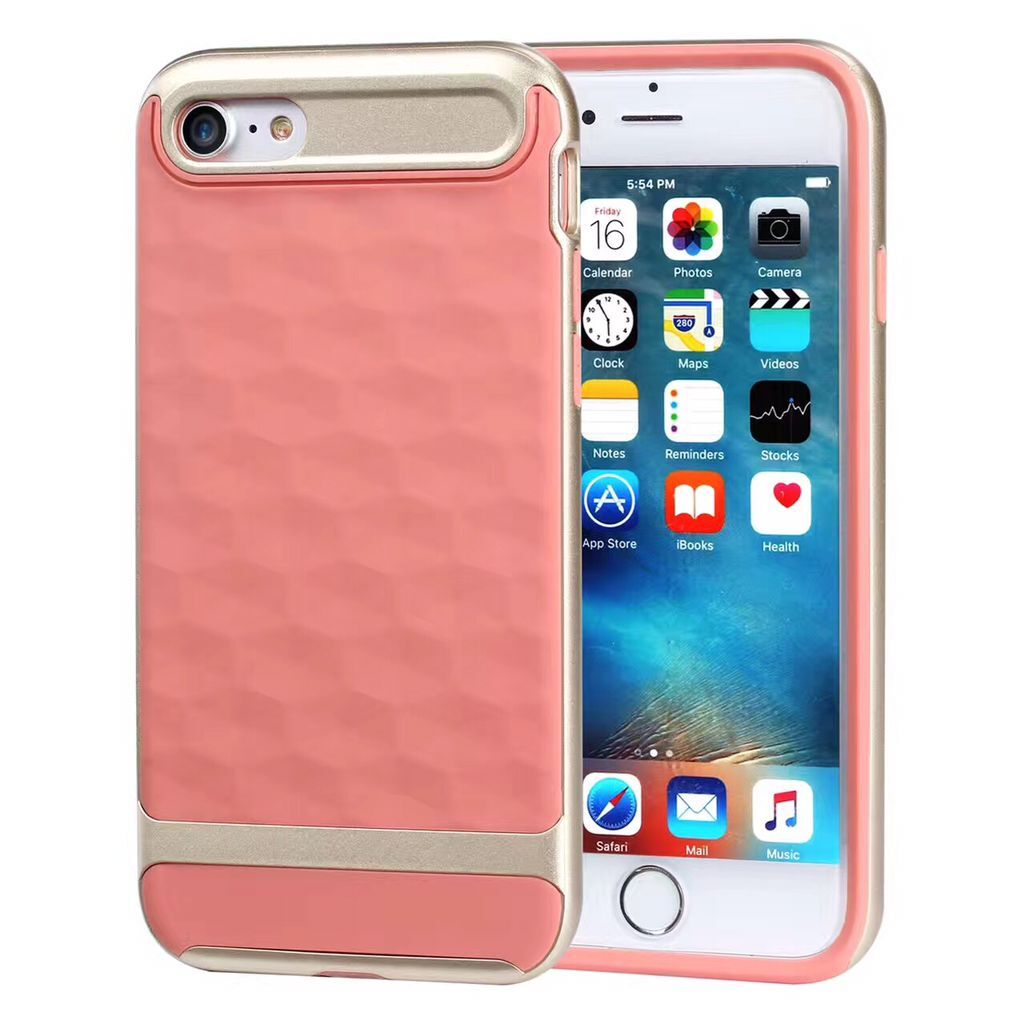 Shockproof 360 Silicone Protective Clear Case Cover For Iphone 6 Case Phones