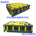 Mini inflatable maze / inflatable maze for sale