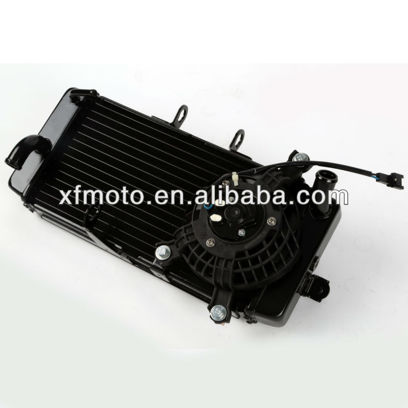 MOTORCYCLE Aluminum Radiator Cooler FOR Suzuki GW250 2012-2014 2013 new