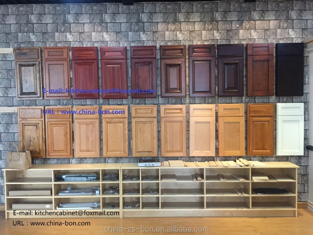China made used kitchen cabinet doors with high quality for Made to order kitchen cabinets