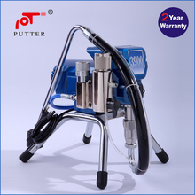 low pressure paint sprayers with spray gun SG3