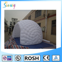 Outdoor Tents New Products Outdoor Camping Inflatable Clear Air Dome Tent