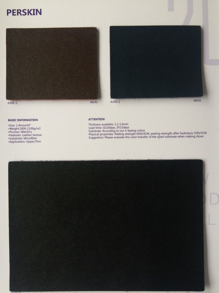 1.0MM DR backing in good quality horse leather for shoes