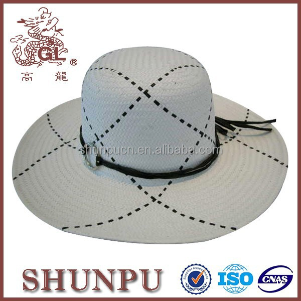 Womens straw dress hats sale women paper straw hats