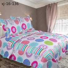 Most popular excellent quality children polyester filling home use bedding set