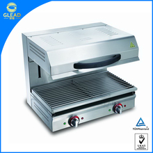 High quality gas mexican kitchen salamander oven