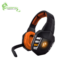 Gaming Headphones and Headset with Computer