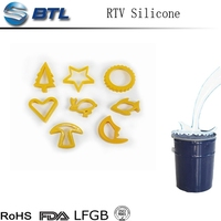 moulds liquid silicone rubber for craft