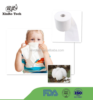 100% Cotton Raw Material of Wrapping Tissue Paper