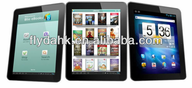 9.7 inch tablet pc with 3G gps bluetooth and voice call