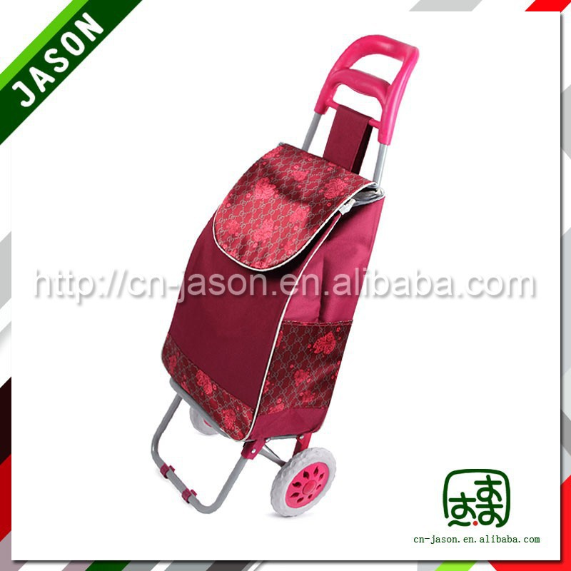 mini folding luggage cart easy to carry box online storage