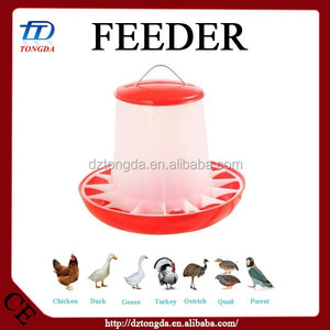 energy saving galvanized steel poultry feeder in Zambia
