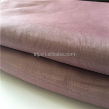High quality factory nano silver fiber conductive anti radiation fabric /protective fabric for clothing/bedding