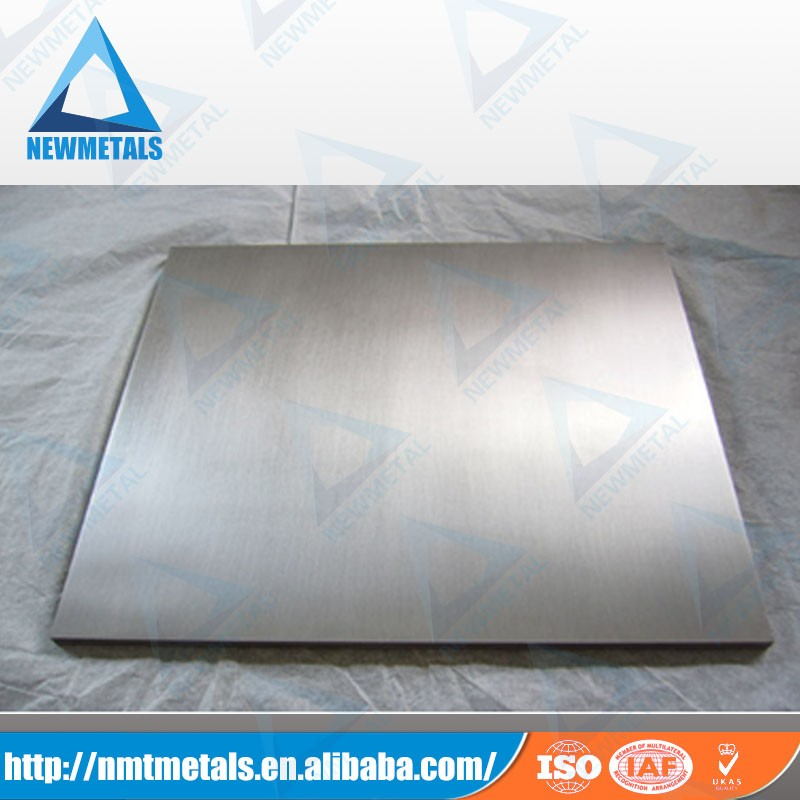 High quality competitive price tantalum sheet foil plate