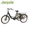 High Quality Electric Adult Tricycle Three Wheel Bicycle