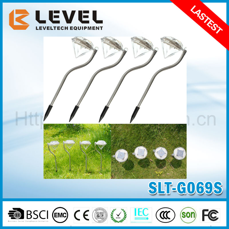 Wholesale High Quality Waterproof Solar Outdoor Garden Light Garden Spike Led Light Outdoor Solar Garden Lights