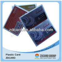 China Cheap Phone Card PVC Telecom