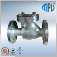ASME Lever one way water valve factory supply