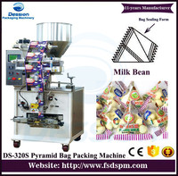 Milk food / snacks / Puffed food small automatic vertical packaging machines