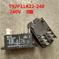 Tyco Electronics Relay T92P11A22-240 30A 240VAC 8Pin Power Relay