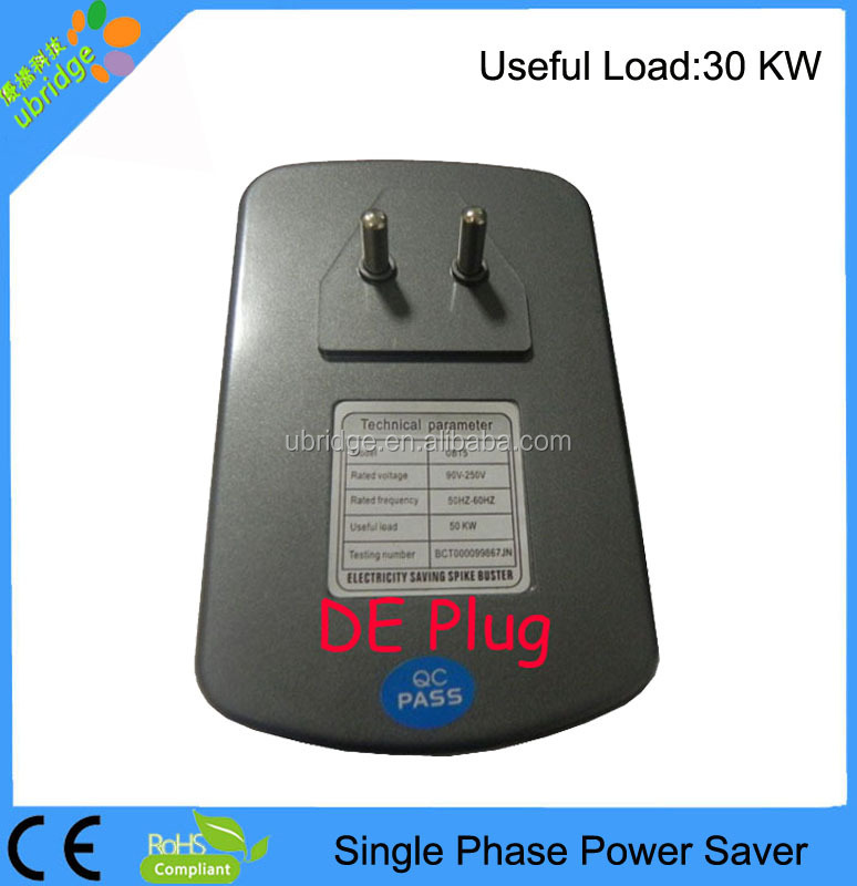 single phase power energy saver
