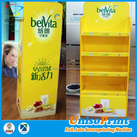 wholesale folding paper cookies display tray stand
