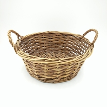 Factory wholesale cheap wicker storage basket