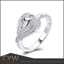 CYW factory competitive price ali express canada 925 silver jewelry