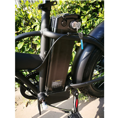 SAMSUNG 48V 10.4ah  e bike fat tire folding electric bicycle