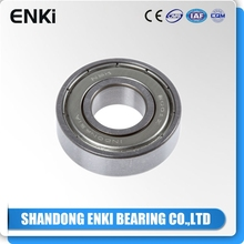 Plastic uks 6000 2rs deep groove ball bearing made in China