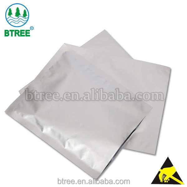 Btree Heat Sealed Customized Aluminum Foil Bag,Aluminum Foil Printing Bag