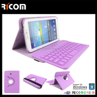 Detachable Bluetooth keyboard case for IPAD AIR,Detachable 10.1 inch tablet case--BK515--Shenzhen Ricom