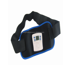 electric body care slimming massage belt AB Gymnic electric slimming belt with CE,RoHS approval
