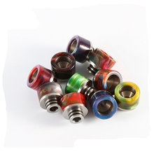 Wholesale 2017 new Factory 510 SS Epoxy Resin Drip Tips, most popular 510 drip tip wholesale
