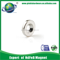 High quality ring shape neodymium magnet