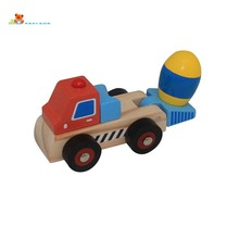 Cute Diy Toys Type Small Wooden Toy Truck