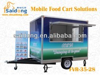 used food vending carts for sale