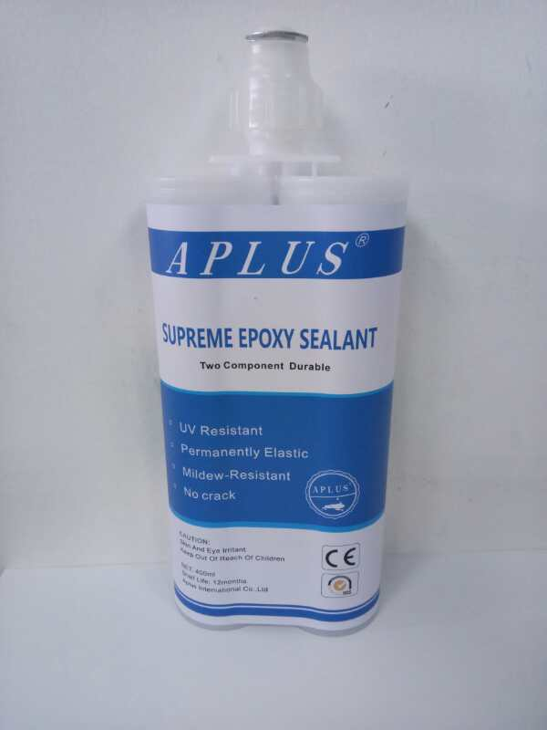 epoxy resin 400ml all color floor joint sealant