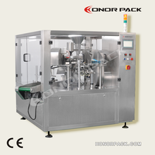 Stand-up Zipper Bag/Pouch/Sachet Filling Packing Machine